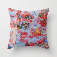 The Wild Ones Inspired B… Throw Pillow