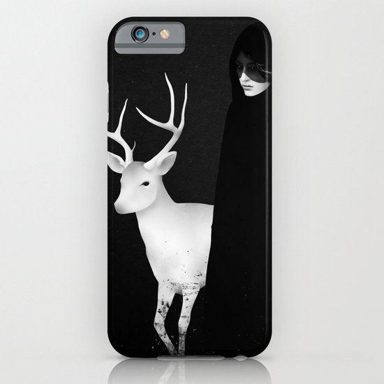 Absentia iPhone & iPod Case