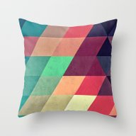 Xy Tyrquyss Throw Pillow