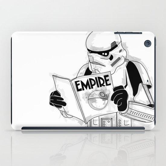 Stormtrooper Empire  iPad Case