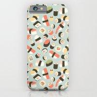 Yummy Sushi! iPhone 6 Slim Case