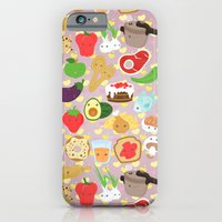 Cute Food iPhone 6 Slim Case