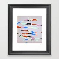 Thirteen  Framed Art Print