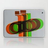 La ballade des lettres Laptop & iPad Skin