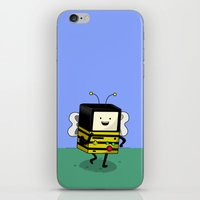 BEE-MO iPhone & iPod Skin