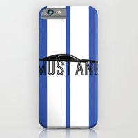 Mustang iPhone 6 Slim Case