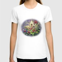 buddha T-shirts featuring Buddha  by Harsh Malik