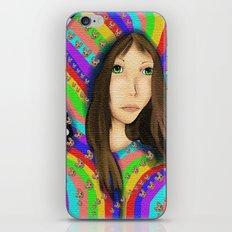 Anime Pop Rainbows iPhone & iPod Skin