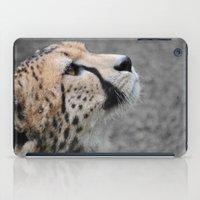 Cheetah 1 iPad Case