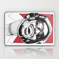 Stevie Wonder Laptop & iPad Skin