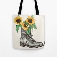Shoe Bouquet I Tote Bag