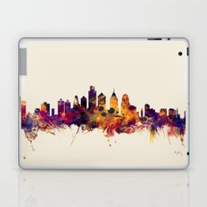 Philadelphia Pennsylvania Skyline Laptop & iPad Skin