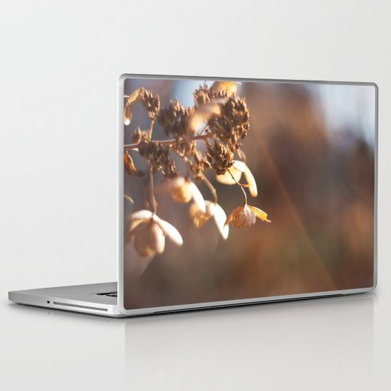 Butterflies in December Laptop & iPad Skin