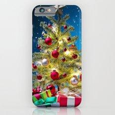 Beautiful Noel Tree iPhone 6 Slim Case