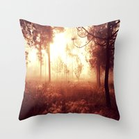 My Autumn Throw Pillow