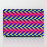 Zig Zag Folding iPad Case