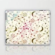 Laptop & iPad Skin featuring Galaxy by Famenxt