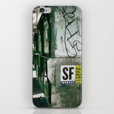San Francisco Weekly iPhone & iPod Skin