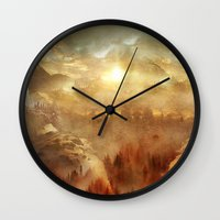Wish You Were Here (Chap… Wall Clock