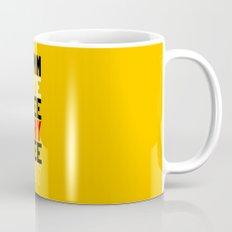 Mickey on Yellow Mug