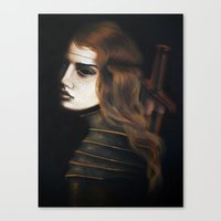 Bloodthirsty Canvas Print