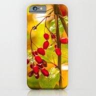Autumn Drops iPhone 6 Slim Case