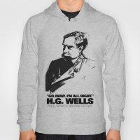 H.G. Wells Last Words Hoody