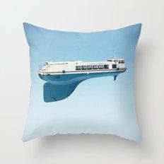 Zarya Throw Pillow