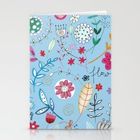 Flower_3 Stationery Cards