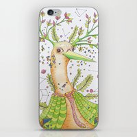 Forest's hear iPhone & iPod Skin