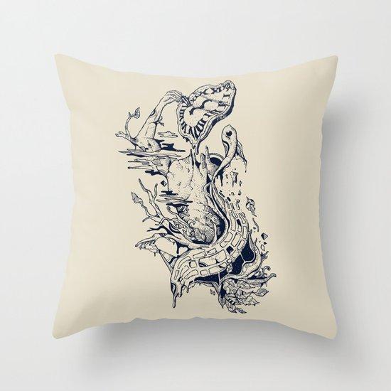 I Melt with You Throw Pillow