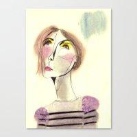 Study #24 Canvas Print