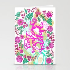 HAPPY MOTHER'S DAY( お母さん いつも ありがとう) Stationery Cards