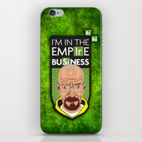 Empire Business iPhone & iPod Skin