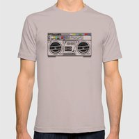 1 kHz #5 Mens Fitted Tee Cinder SMALL
