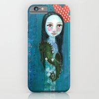 iPhone Cases featuring Seahorse by Eco Shumaker