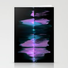 Neon Valley Stationery Cards
