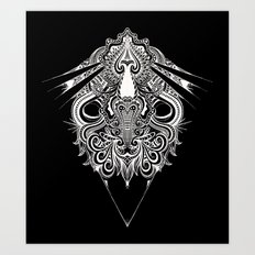 Meditation I Art Print