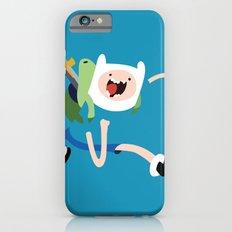 Adventure Time - Finn iPhone 6 Slim Case