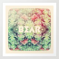 B3AR Art Print