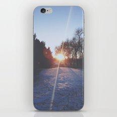 sundown  iPhone & iPod Skin