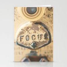fo·cus ... Stationery Cards