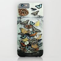 Butterfly Jar iPhone 6 Slim Case