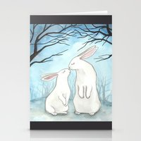 Goodnight Bunny Stationery Cards