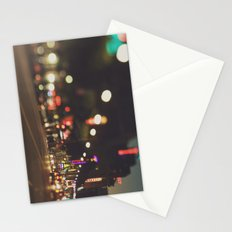 Hollywood Boulevard. Los Angeles Stationery Cards