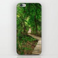 Choose Your Path iPhone & iPod Skin