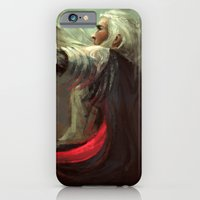 iPhone & iPod Case featuring Thranduil by nlmda