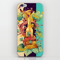 Natural Cycle iPhone & iPod Skin