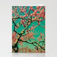 Ttv Cherry Tree Stationery Cards