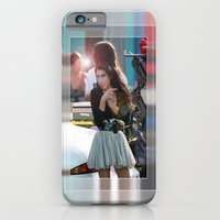 iPhone Cases featuring AMY  by Kathead Tarot
